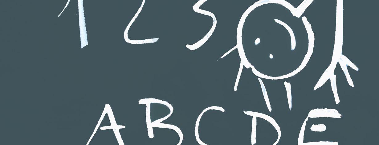 123 - ABCDE - Bildquelle: S. Hofschlaeger / pixelio.de