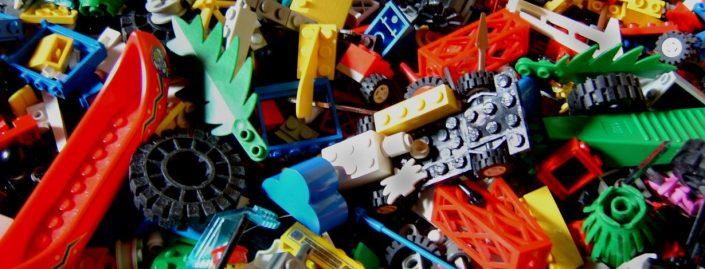 Legosteine. Stefan Erdmann / pixelio.de