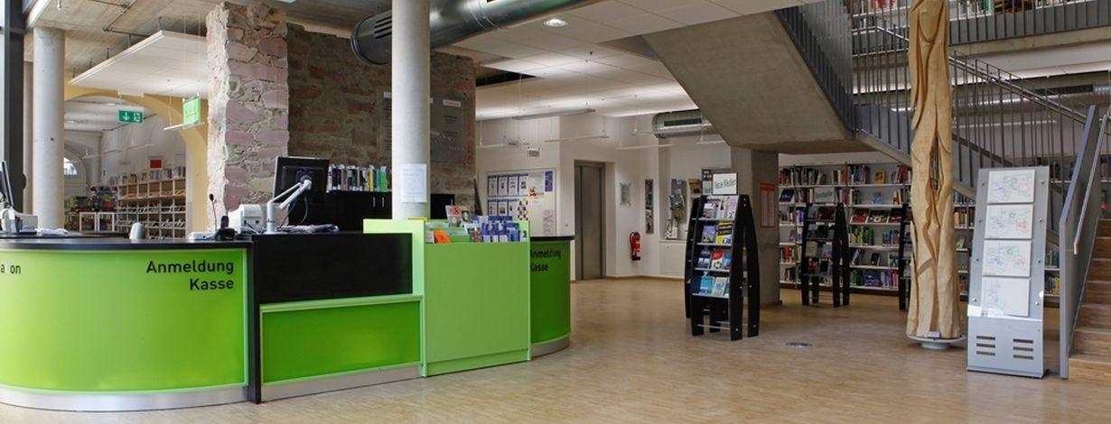 Baden Baden Stadtbibliothek