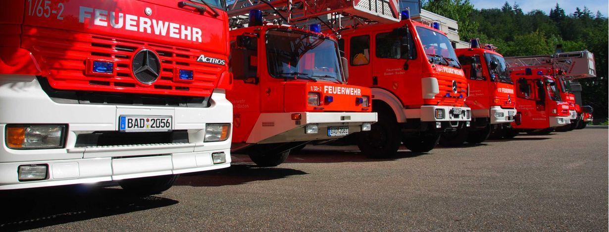 Tag Der Offenen Tür Bei Der Feuerwehr Baden Baden Am 10 06
