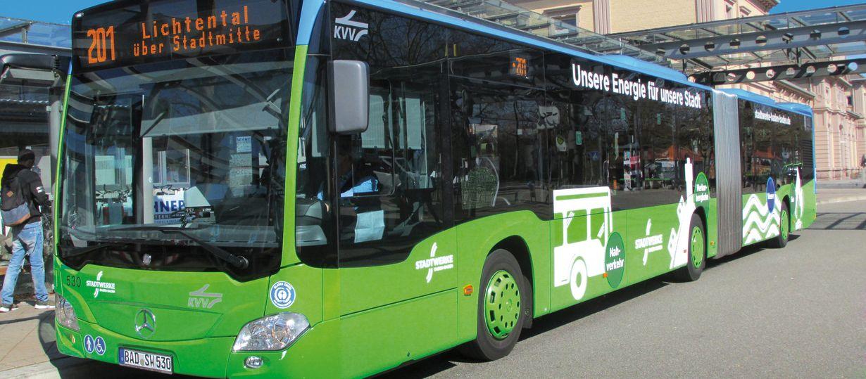 Verkehrsbetriebe Baden Baden