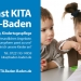 "Child Care - Information ""KITA Baden-Baden"" in different languages available"