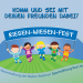 Riesen-Wiesen-Fest am 16. Juli 2017